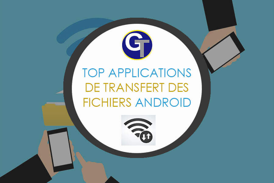 Alternatives à ShareIt : Top 10 Meilleures Applications De Transfert Des Fichiers Android Pour 2019