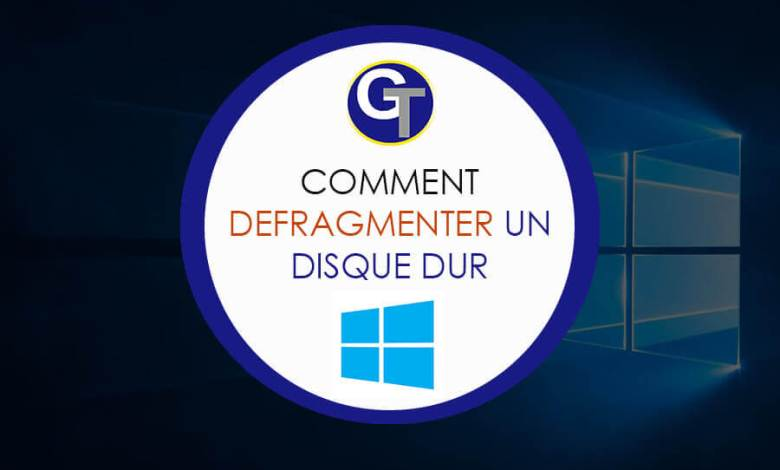 Defrag Windows 10 - Comment Défragmenter Un Disque Dur Sous Windows 10 ?