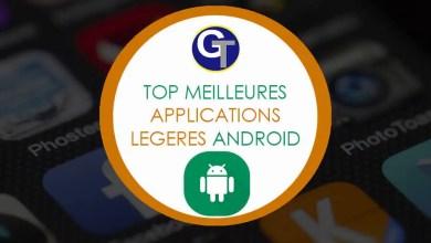 Photo of 10 meilleures applications lite ou légères gratuites pour Android