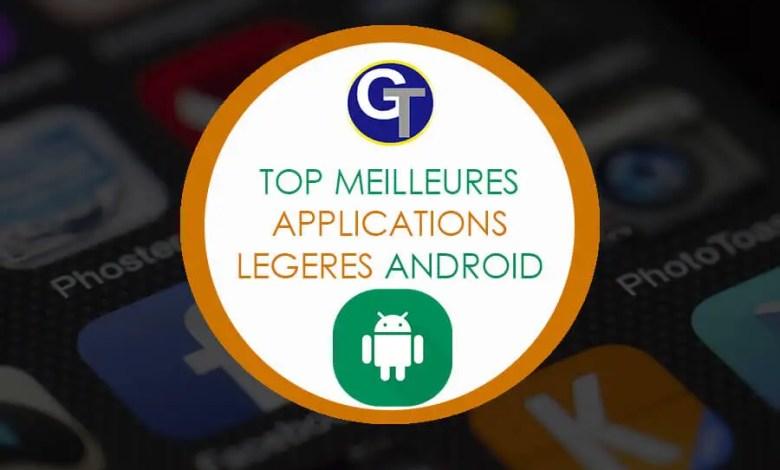 Top 10 Meilleures Applications Lite ou Applications Légères Gratuites Pour Android