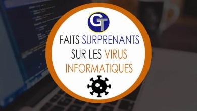 Photo of Dix faits surprenants sur les virus informatiques