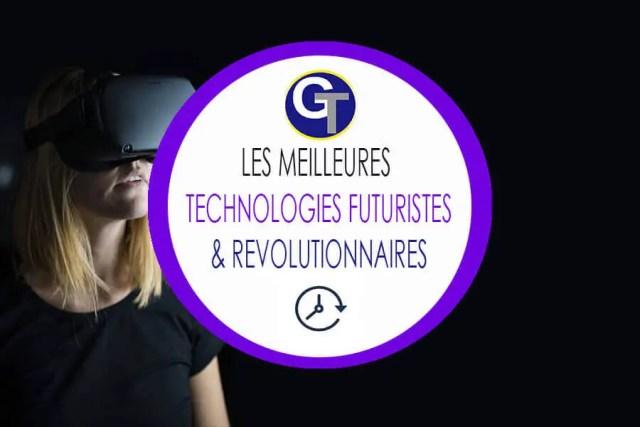 technologies du futur révolutionnaire