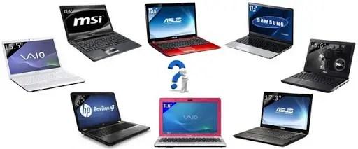 Bien choisir la marque de votre ordinateur