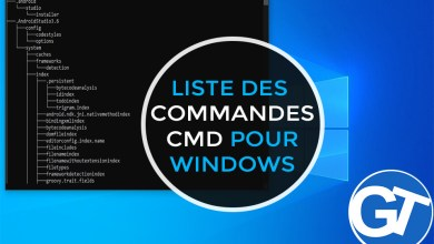 Photo of Liste complète des commandes CMD Windows rangée de A à Z