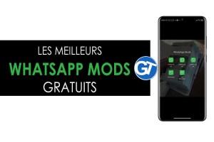 Meilleures Applications WhatsApp Mods gratuits