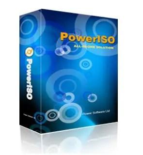 C'est quoi PowerISO Portable ou Full ?