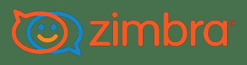 Logo Zimbra Messagerie