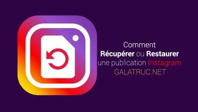 Photo of Comment récupérer ou restaurer une publication supprimée sur Instagram facilement ?