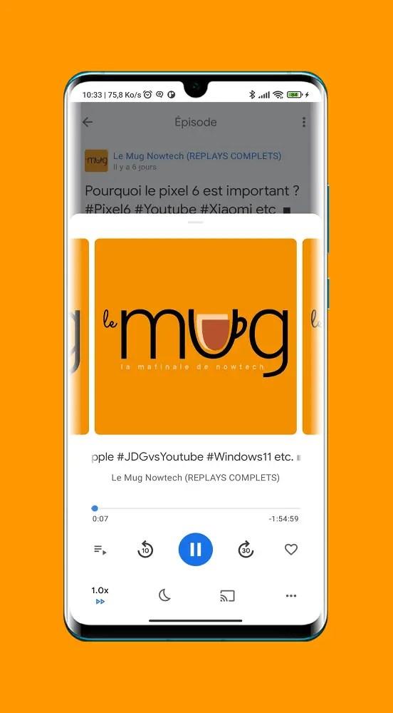 Le Mug Nowtech
