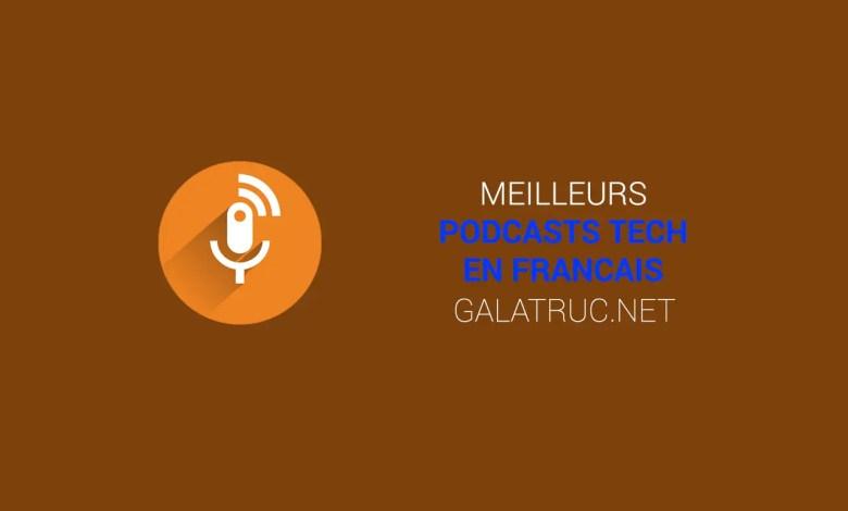 Les Meilleurs Podcasts Tech Français Sur l'Actualité sur Les Nouvelles Technologies