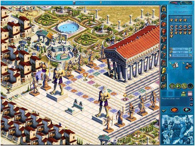 Zeus: Master of Olympus + Poseidon: Master of Atlantis