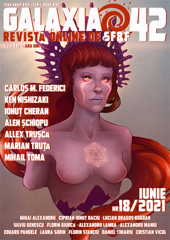 Revista Galaxia 42 #18 iunie / 2021