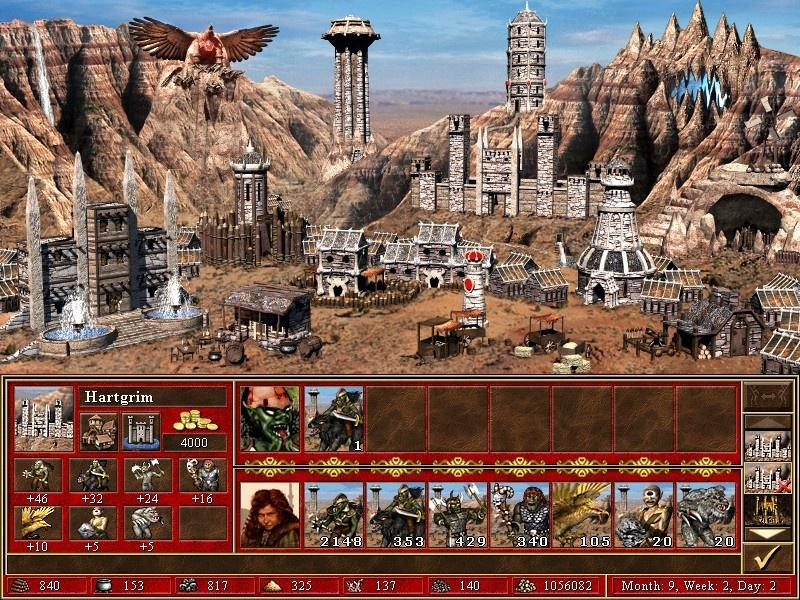 stronghold heroes 3
