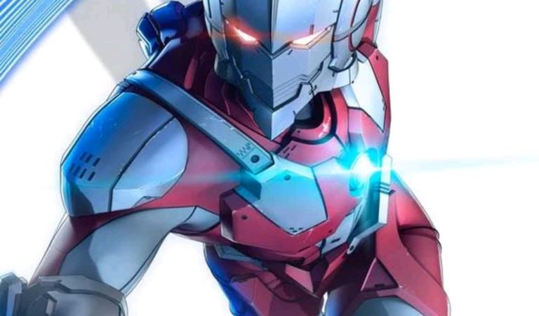 Confiram Trailer do Anime Ultraman
