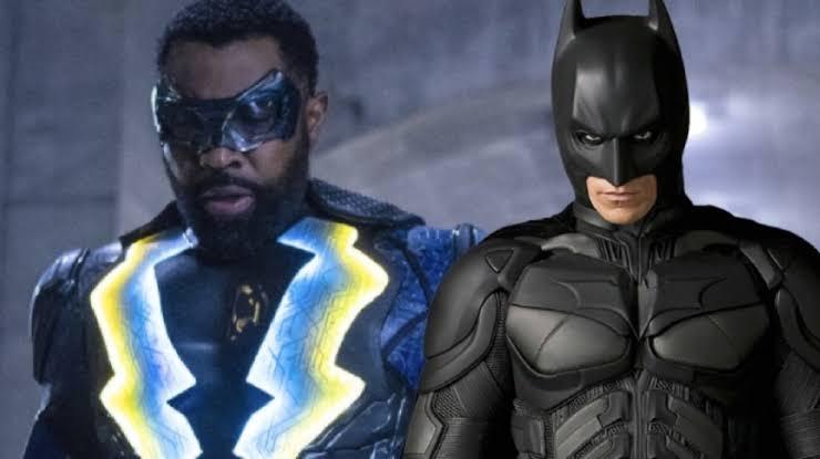 Black Lightning solta vários easter eggs do Batman no final da 2ª temporada!
