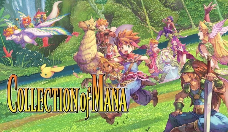 Collection of Mana - Preview em vídeo (Nintendo Switch)