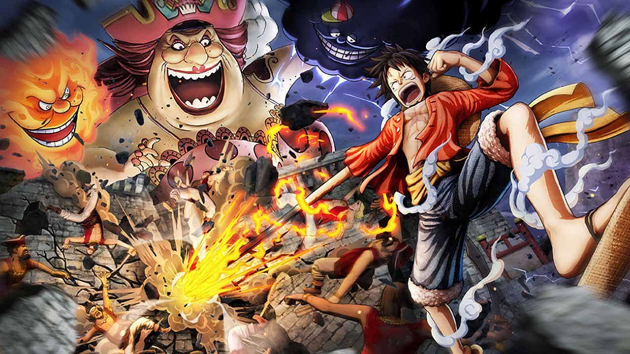 NOVO TRAILER DE ONE PIECE: PIRATE WARRIORS 4 APRESENTA O ARCO DA ILHA WHOLE CAKE!