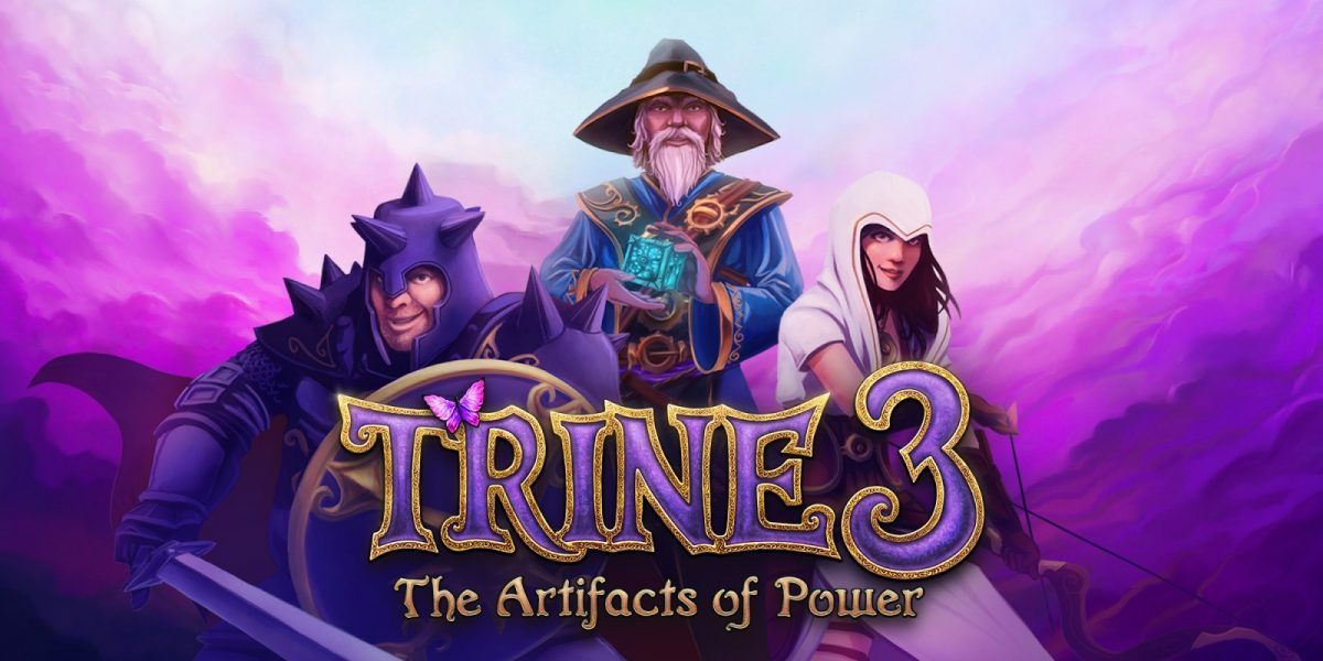 Trine 3: The Artifacts of Power - Análise/Review para Nintendo Switch