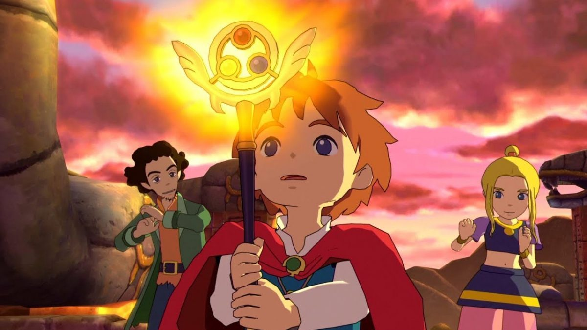 Ni No Kuni:Wrath of the White Witch ganha trailer e comercial japonês