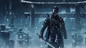 Ghost of Tsushima vendas no Japão