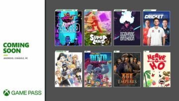 Xbox Game Pass Outubro 2020