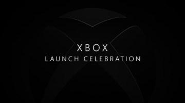 Transmissão ao vivo em comemoração ao lançamento do Xbox Series