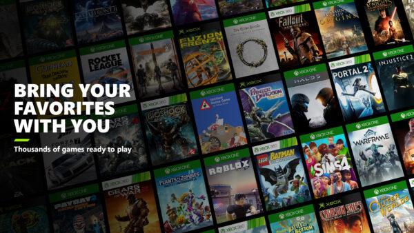 Xbox Series compatibilidade