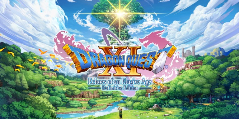 Demo de Dragon Quest XI S: Echoes of an Elusive Age - Definitive Edition