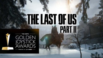 The Last of Us: Parte 2  Golden Joystick Awards 2020