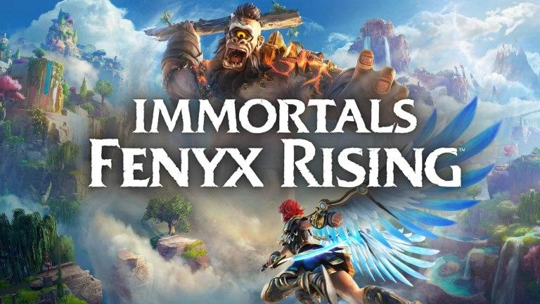 review Immortals Fenyx Rising