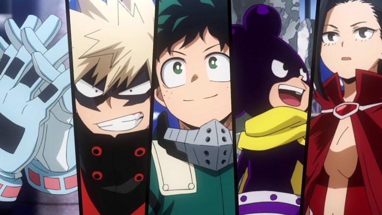 5ª temporada de My Hero Academia