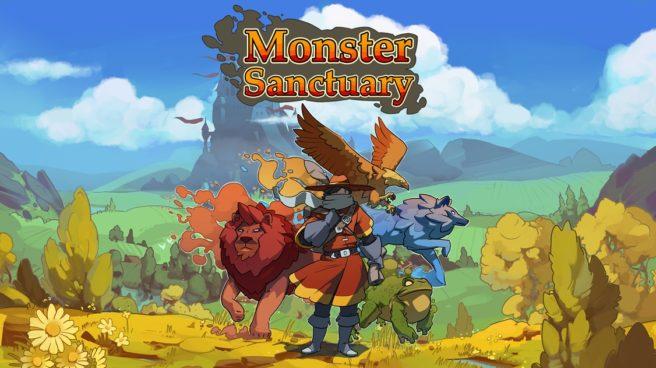 Gameplay de Monster Sanctuary