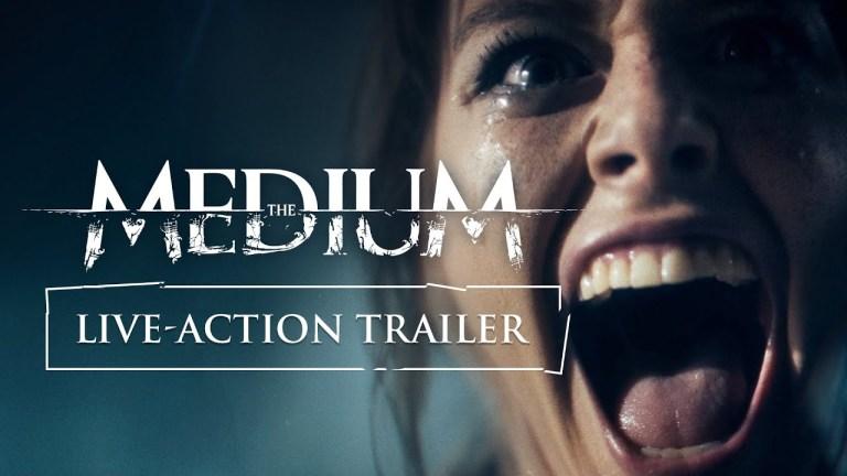 Trailer LIVE ACTION de The Medium