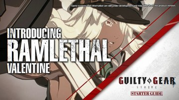 Guilty Gear: Strive Ramlethal Valentine