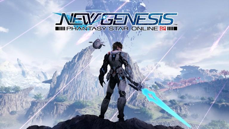 Phantasy Star Online 2: New Genesis Prologue 2