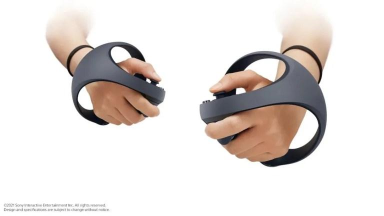 Controle VR para PS5