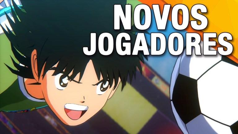 CAPITÃO TSUBASA: Rise of New Champions!