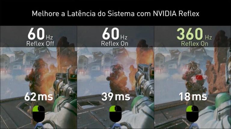 Reflex em Overwatch