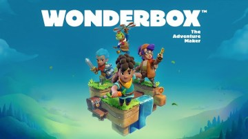 Wonderbox: The Adventure Maker