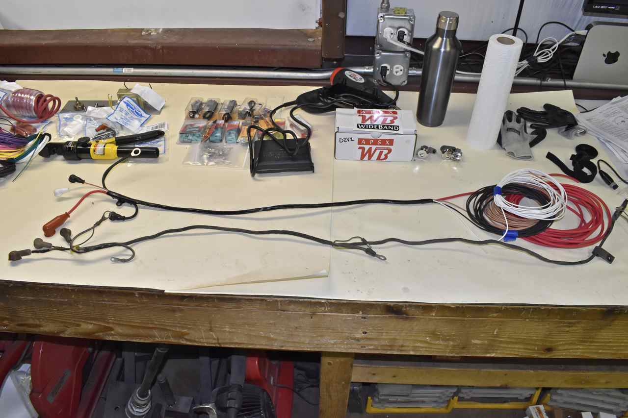 Splicing New Wires Into Original Wiring Harness Page 1 Iboats
