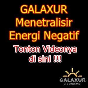 Kalung Galaxur Menetralisir Energi Negatif