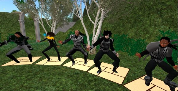 Who knew Klingons could dance?