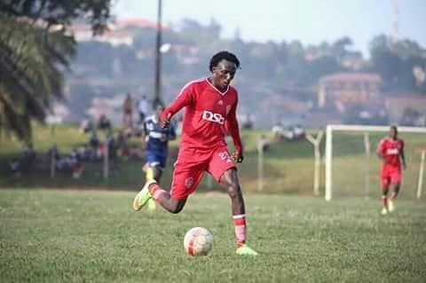Birungi scored a brace today!