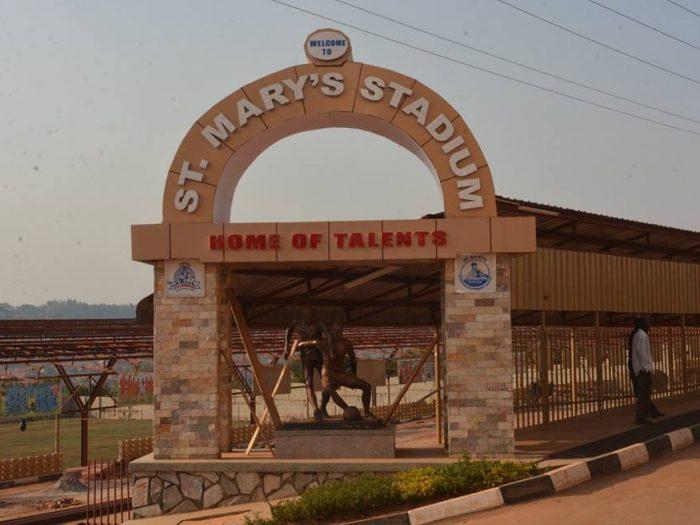 St.Mary's stadium - Kitende