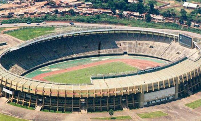 Mandela National Stadium - Namboole