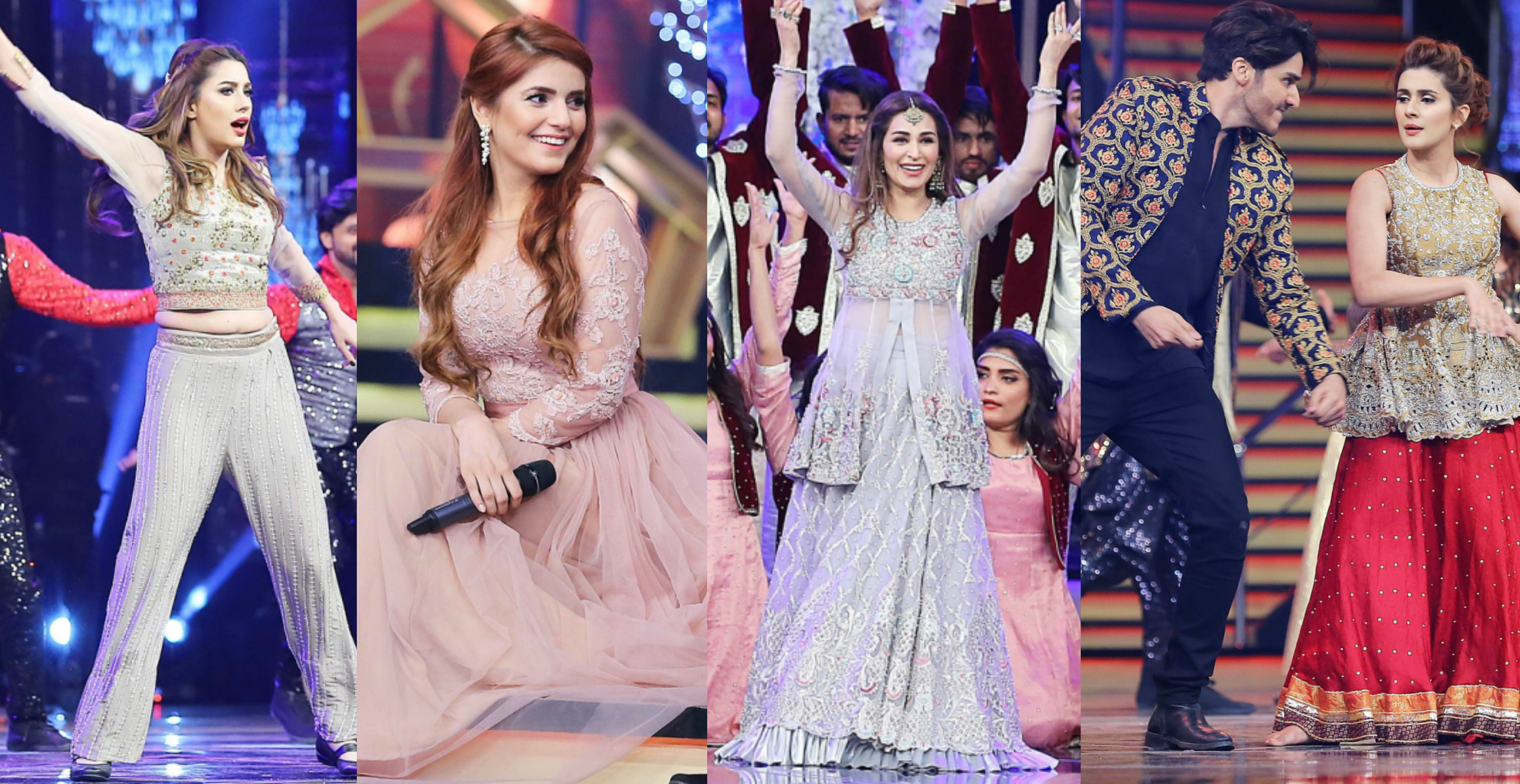 Here's what all happened at the 5th HUM Awards 2017!