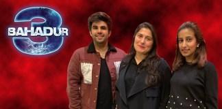 Sharmeen Obaid Interview 3 Bahadur