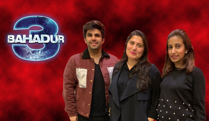 Sharmeen Obaid Interview 3 Bahadur