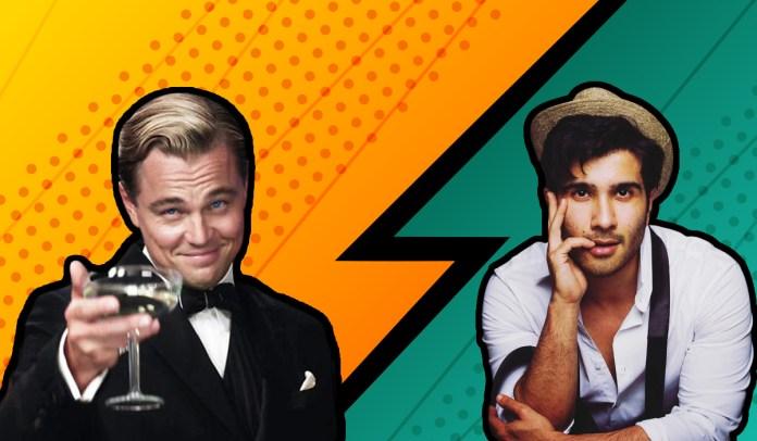 Feroze Khan Leonardo DiCaprio