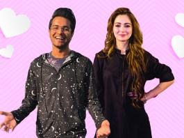Hania Asim relationship